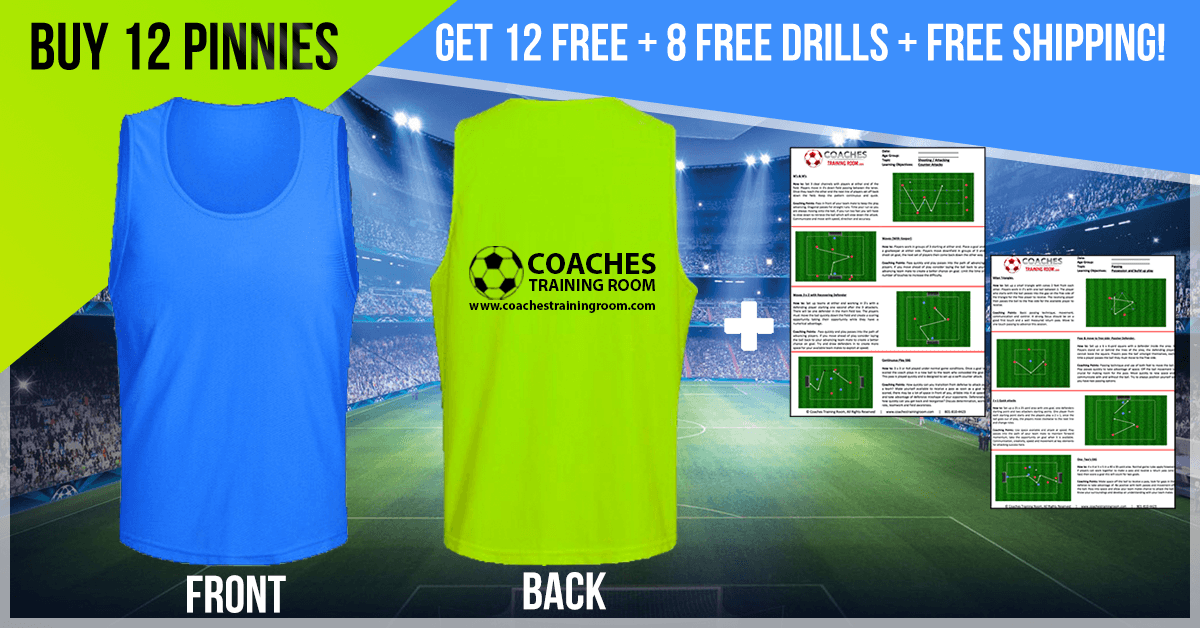 Coaches Training Room | Soccer Coaching Sessions | Soccer